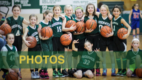 Greenwich Little League and Youth Basketball Photos